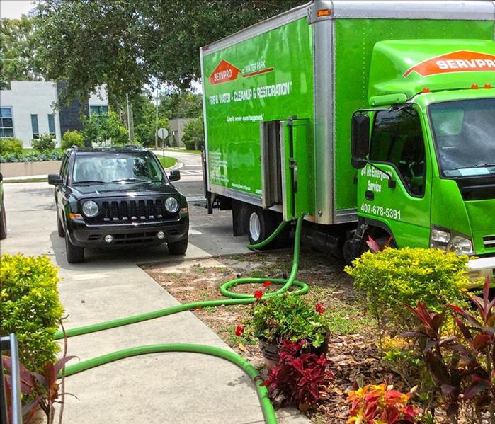 Water Extraction in Orlando, FL