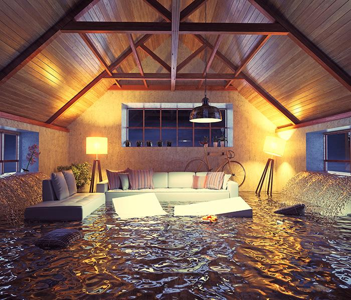 Water Damage SERVPRO For Reliable Restoration Services