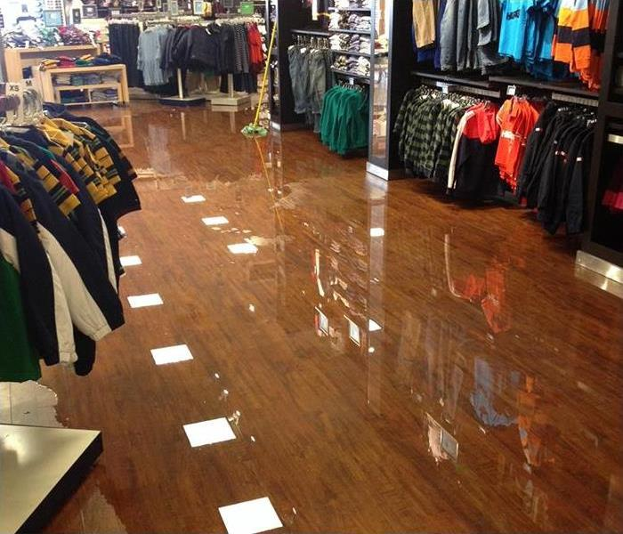 Commercial Choosing Professional Restoration For Your Water Damaged Orlando Retail Store