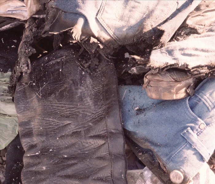 Fire Damage Cleaning Clothing After A Fire in Orlando