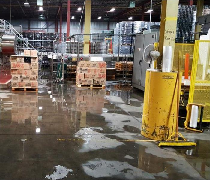 Commercial Preventing Orlando Water Damage in Your Commercial Building