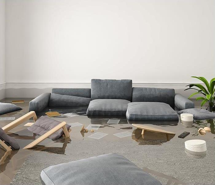 Water Damage Tips for Water Damaged Furniture